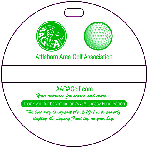 AAGA Bag Tag